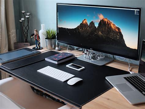computer set ups desk by jones dribbble
