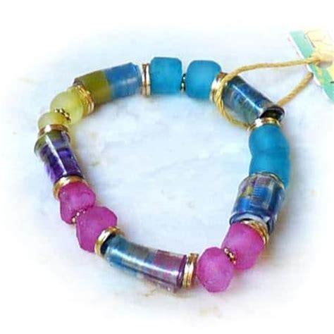 membuat gelang dari barang bekas cara membuat gelang dari manik manik sederhana