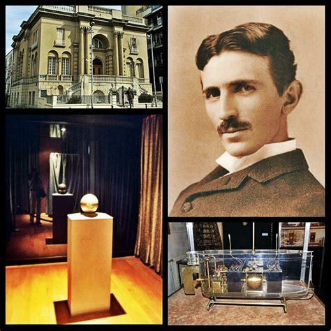 Serbia Nikola Tesla Nikola Tesla Museum Belgrade At