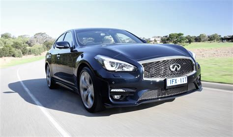 infiniti cars news 2016 q70 pricing and specs available