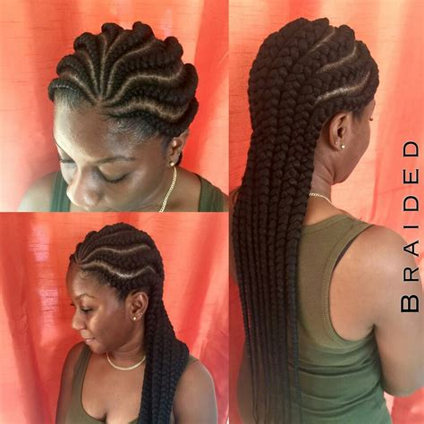 Hairstyles In Braids by Jumbo Braids Box Braids Jumbo Braids Hair