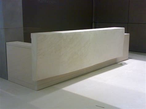 Marble Reception Desk Stonework Canterbury And Marble