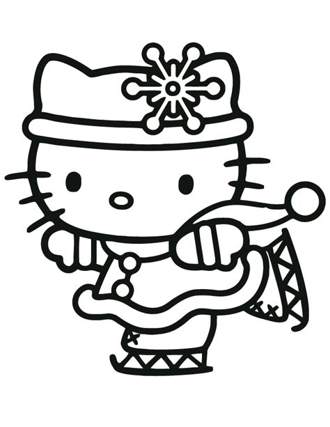 hello kitty christmas coloring pages online hello kitty and friends coloring pages az coloring pages