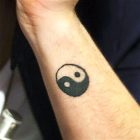 yin yang tattoo 39 dazzling yin yang wrist tattoos