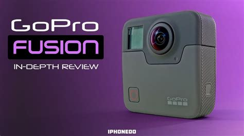 Gopro Fusion gopro fusion in depth review 4k blogging news