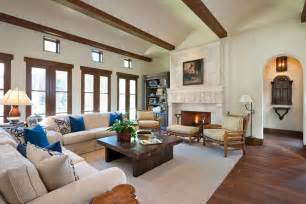 Mediterranean Style Homes Interior by Mediterranean Style Living Room Design Ideas