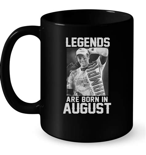 Kaos Legends Are Born In August 3 V Neck Vnk Taf87 legends are born in august tom brady t shirt buy t