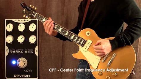 Harga Efek Gitar Reverb caline pedal efek gitar reverb cp 26 black