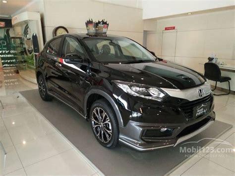 Honda Hrv 1 8 Prestige Cvt jual mobil honda hr v 2016 prestige mugen 1 8 di dki
