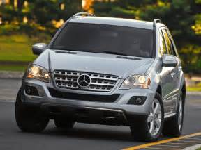 2010 mercedes m class price photos reviews features