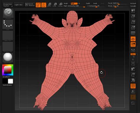 zbrush tutorial uv map zbrush 3 5 uv unwrapping tutorial video quot mastering uv master quot