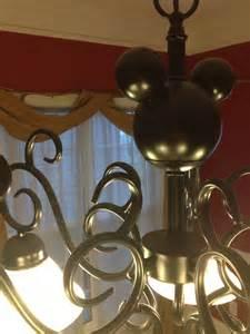 mickey mouse chandelier disney that la kid