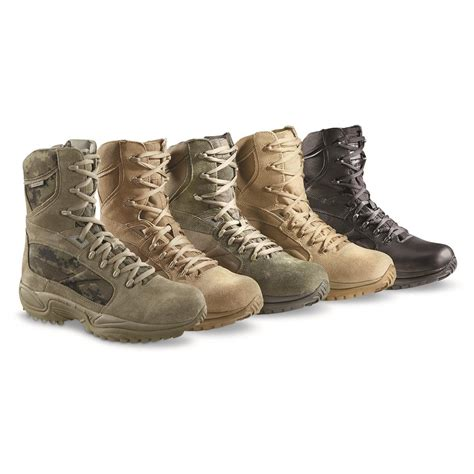 reebok ert s tactical boots waterproof 282281