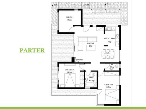 proiecte de casa proiect cas艫 de 105 mp 171 proiectul casei ro