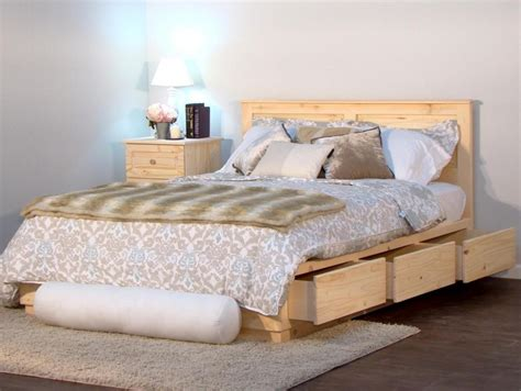 queen size captains bed platform bed queen drawers top gallery of build your own