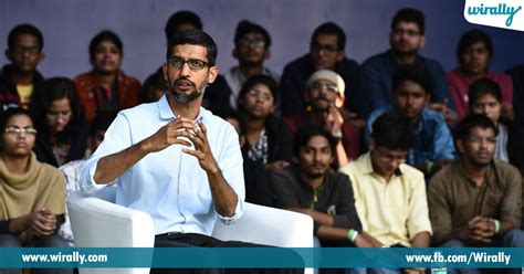 Mba Success Stories India by Success Story Of Ceo Sundar Pichai Wirally