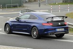 more mercedes amg c63 r coupe the