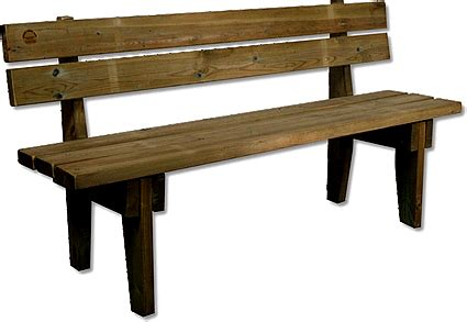 panchina serie a panchina serie equestre con schienale