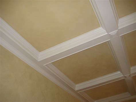 Coffered Ceiling Molding by Coffered Ceiling System Flickr Photo