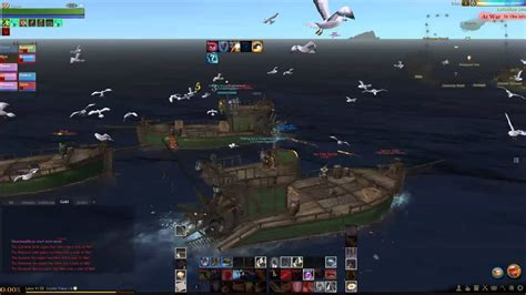 fishing boat archeage archeage tahyang stealing fishing boats youtube