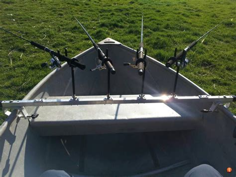 aluminum fishing boat setup spider rigging a jon boat archive kentucky hunting