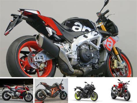 Schnellsten Motorräder Top 10 by Die Schnellsten Nakedbikes F 252 R Die Rennstrecke Motorrad News