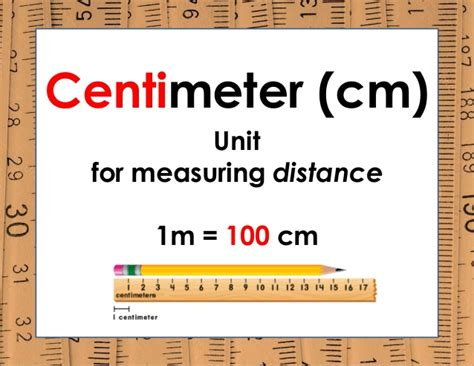 how to m measurement unit vocabulary word wall