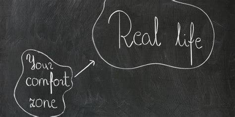 Outside The Comfort Zone by 6 Reasons To Step Outside Your Comfort Zone Huffpost