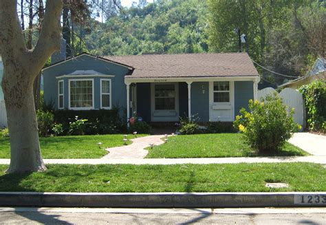 Sitcom Houses Quot Malcolm In The Middle Quot House Los Angeles California