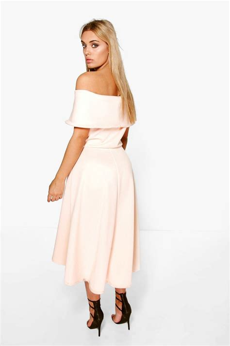 Layer Dress 1 boohoo womens plus elizabeth layer midi dress