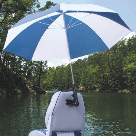 boat storage umbrella boating umbrella real shade boat seat umbrella with bracket