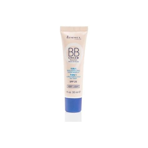 Rimmel Bb Matte 9 In 1 Skin Perfecting Makeup rimmel bb 9in1 skin perfecting matte 30ml light