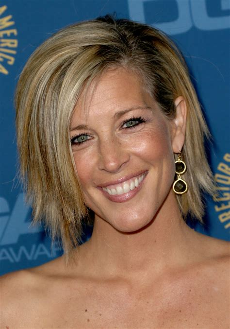 general hospital anna short hair laura wright in 65th annual directors guild of america