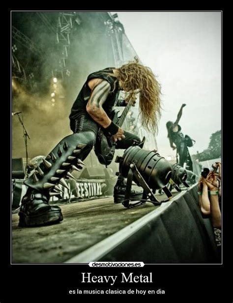 imagenes de rockero enamorado desmotivaciones metaleros taringa
