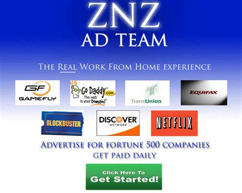 offered start working from home today and earn a