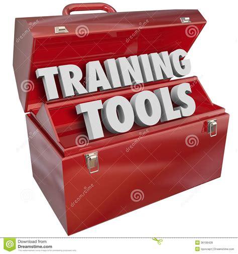on the job training tools training tools red toolbox learning new success skills