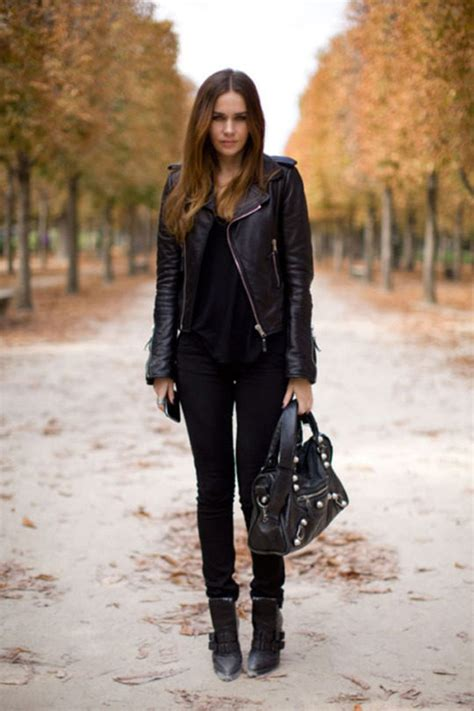 rev up your wardrobe with these leather jacket