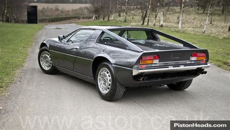 maserati merak for sale used 1974 maserati merak for sale in county durham