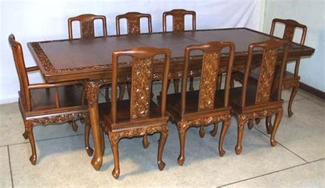 asian dining room sets dining sets tv cabinets 171 zain handcrafted furniture