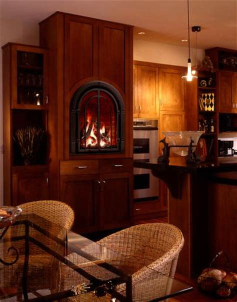 Kitchen Gas Fireplace by Mendota Chelsea Fireplace Chelsea Gas Wall Furnace
