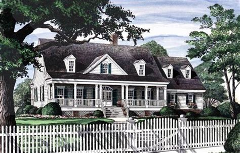Colonial Country House Plans by Country Farmhouse Colonial And House Plans On