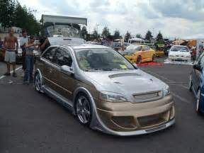 Opel Hu Tuning Cars And News Opel Astra G Tuning