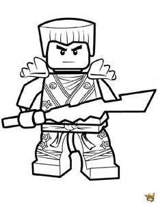 ninja dessine colouring pages