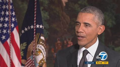 david ono abc7com president obama discusses socal health care in exclusive