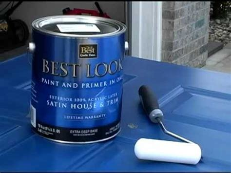 what of paint to use on exterior metal door do it yourself repainting steel entry doors