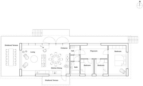 holiday house floor plans holiday house vind 246 bymax holst arkitektkontor david