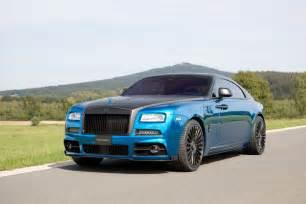 Roll Royce Official 2015 Mansory Rolls Royce Wraith Gtspirit