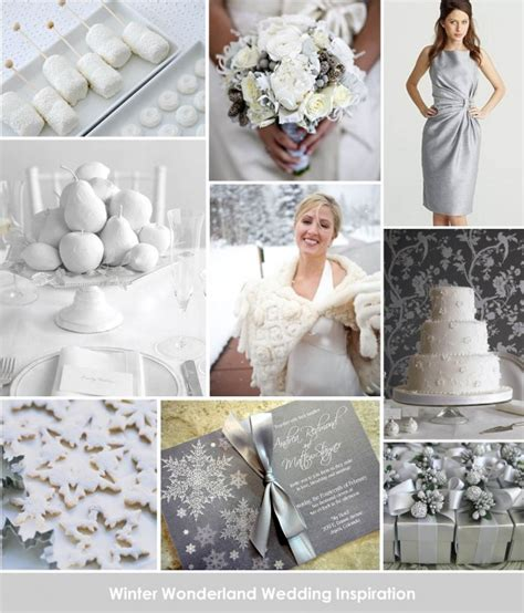 colour themes for a winter wedding winter wedding theme fantastical wedding stylings
