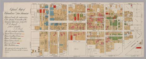 san francisco map of chinatown chinatown san francisco map