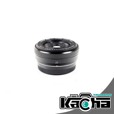Fujifilm Xf27mm F 2 8 new fuji fujifilm fujinon xf 27mm f 2 8 lens black f2 8